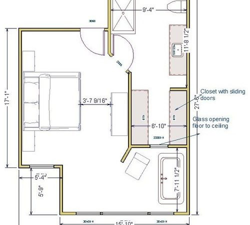 Builder Designer Needs Opinions Layout Master Bed