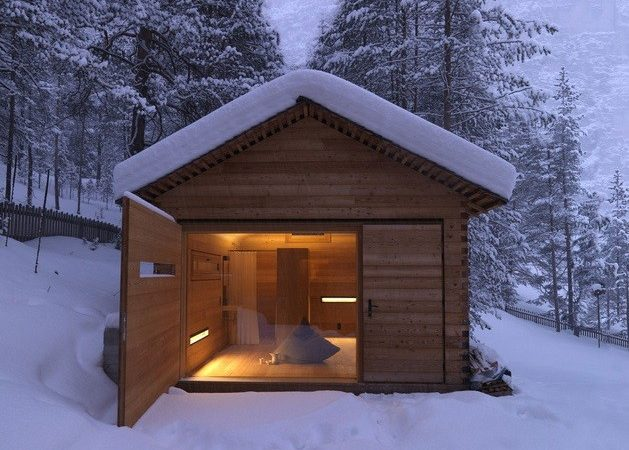Building Build Modern Cabin Joy Studio Design