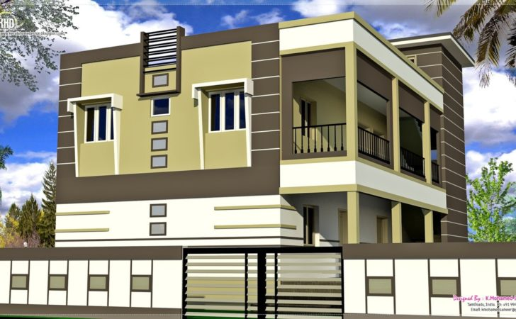Building Design Home Indian