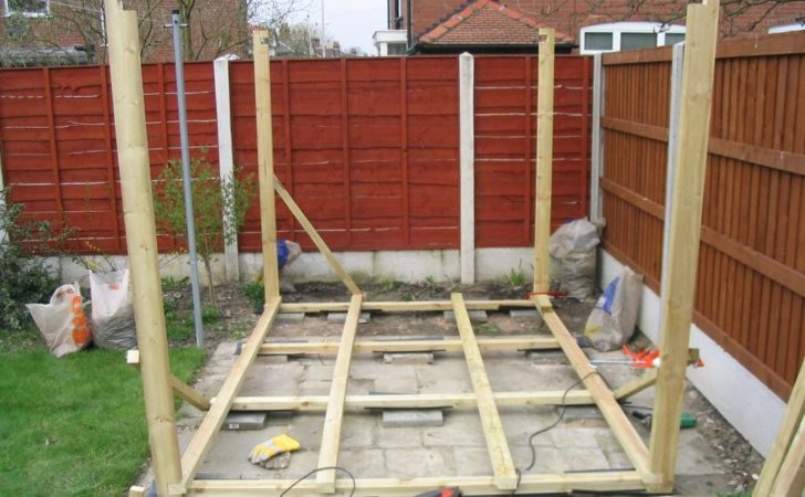 Building Shed All Bicycle Storage Plans