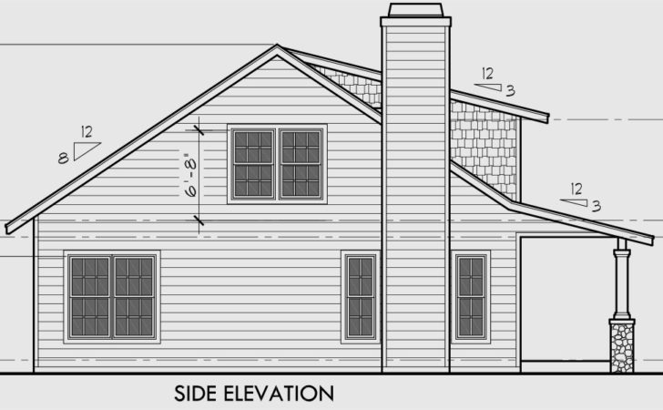 Bungalow House Plans Story