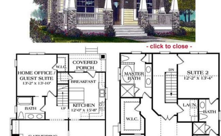 Bungalow House Styles Craftsman Plans