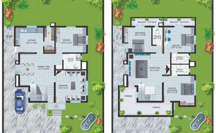 Bungalow Plans Designed Building Modern Features