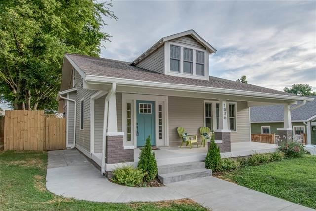 Bungalow Style House Home
