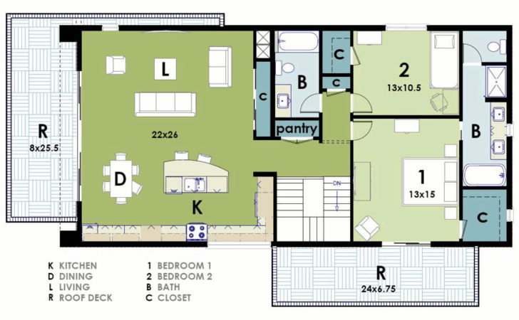Buying Modern Home Plans Magruderhouse