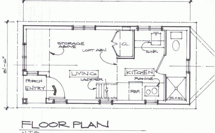 Cabin Floor Plans Pinterest