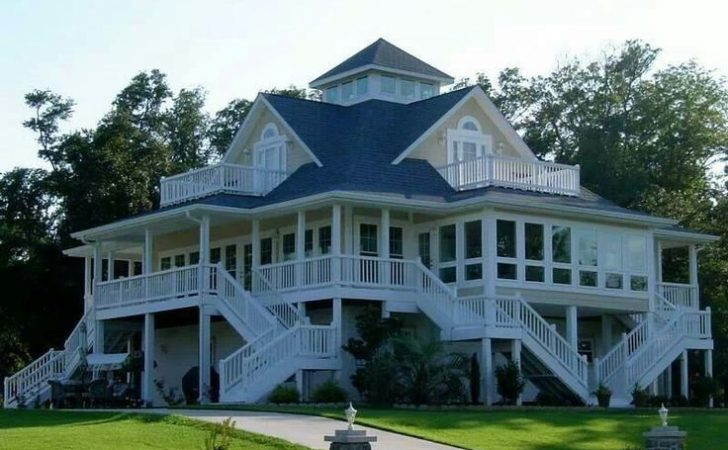 Cabin House Plans Porches Cottage