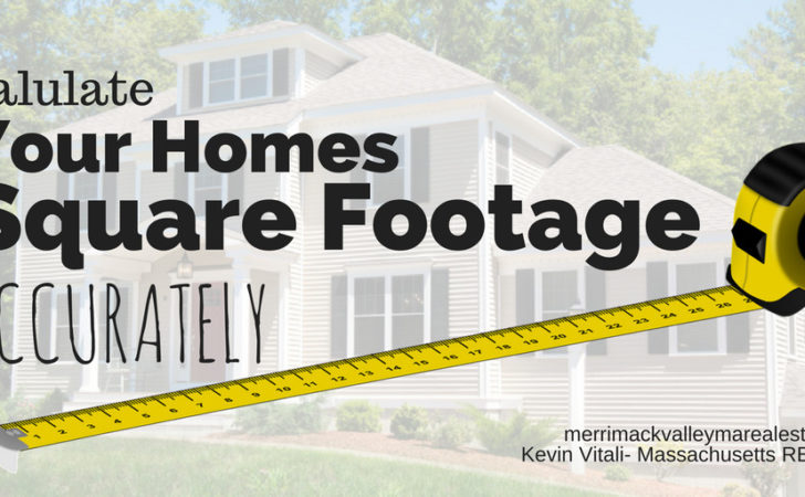 Calculate Square Footage Your Home