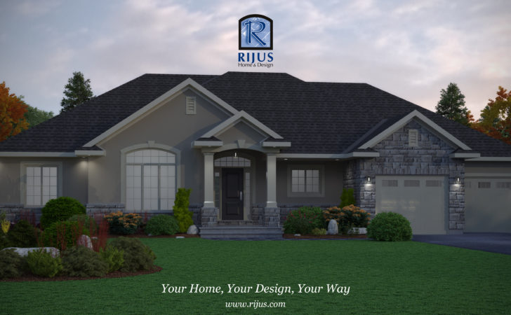 Canada House Design Home Style