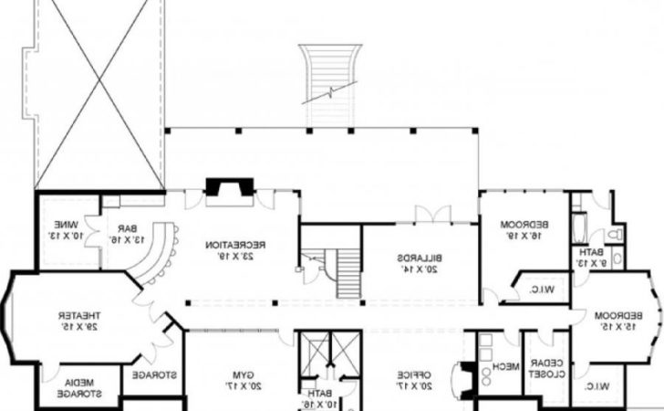Canada House Plans Photos