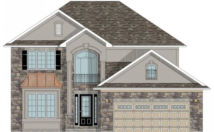 Canadian Home Designs Custom House Plans