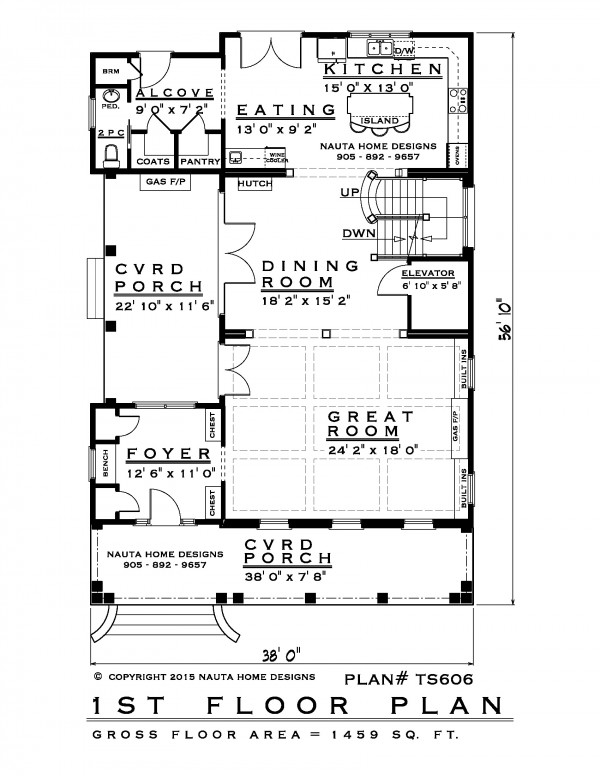 Canadian Icf House Plans Home Design Style