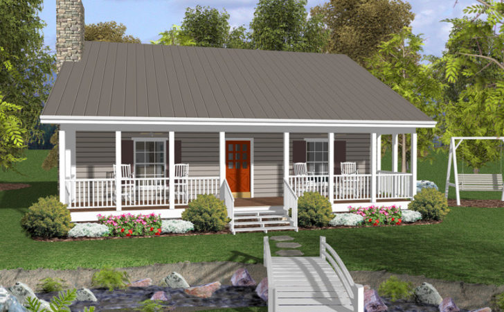 Canton Crest Ranch Home Plan House Plans More