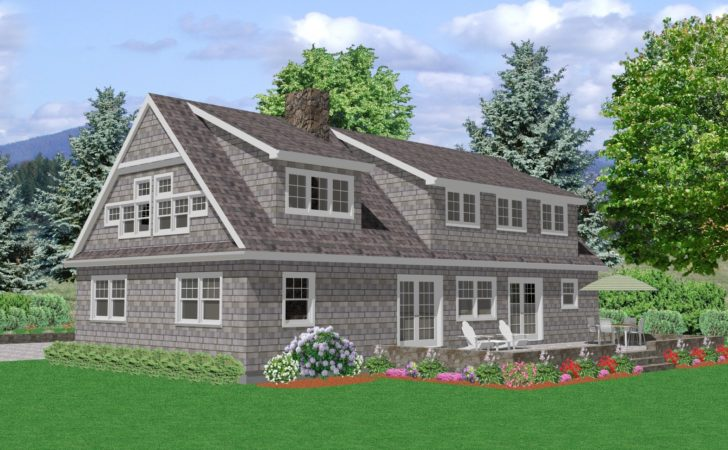 Cape Cod House Plan Square Foot