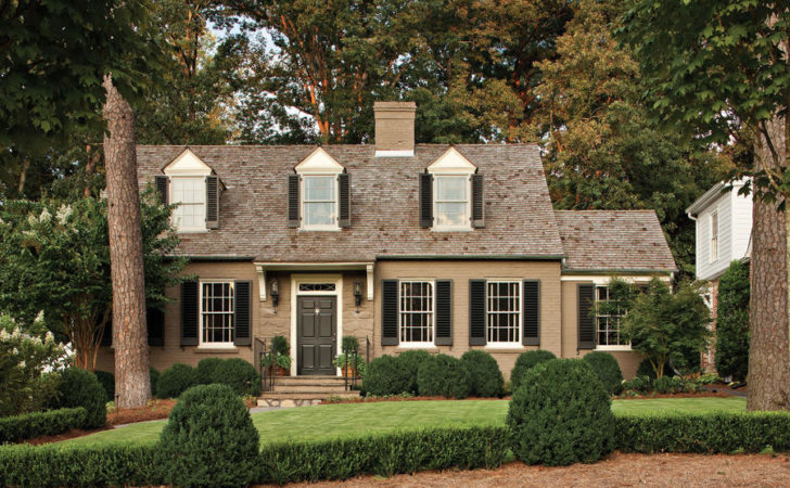 Cape Cod Style Cottage Charming Home Exteriors