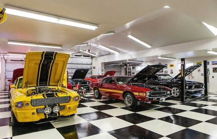 Car Collector Dream Garage Pricey Pads
