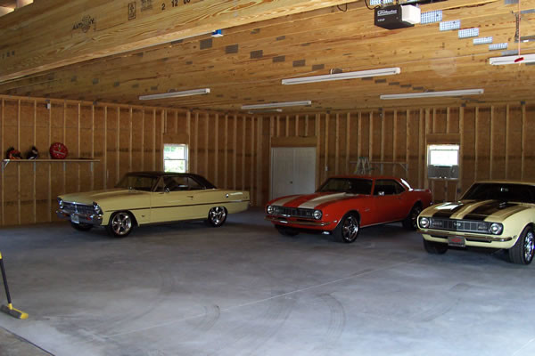 Car Garage Addition