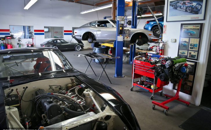 Car Garage Datsun Geeks Rule Speedhunters