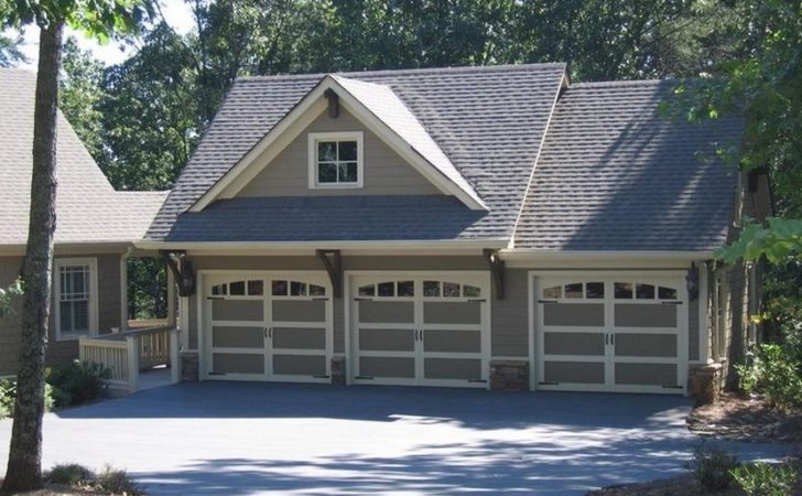 Car Garage Plans Apartment Above Home Kitchen