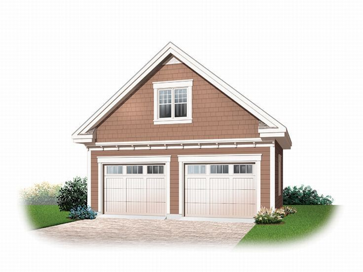 Car Garage Plans Detached Loft Plan