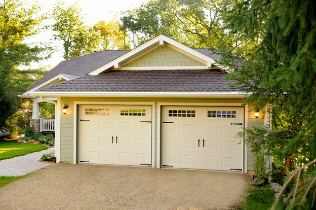 Car Garage Traditional Other