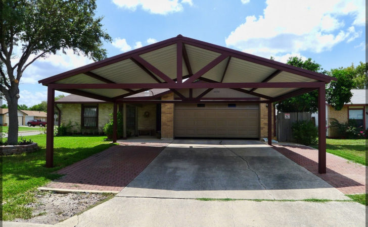 Carports Patio Covers Standing Metal