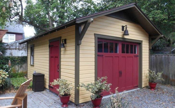 Carriage House Doors Historic Shed