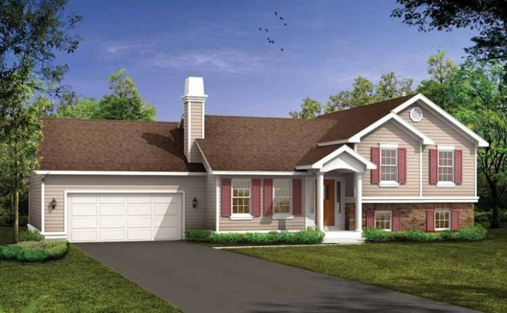 Carriage House Plans Split Level