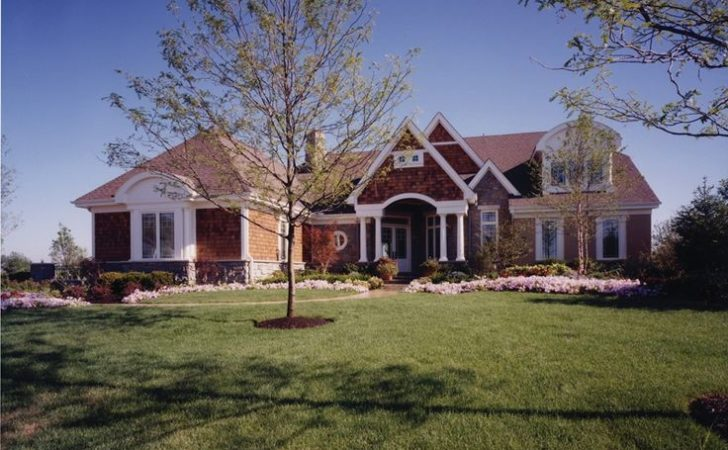 Carver Creek Luxury Home Best Craftsman Style