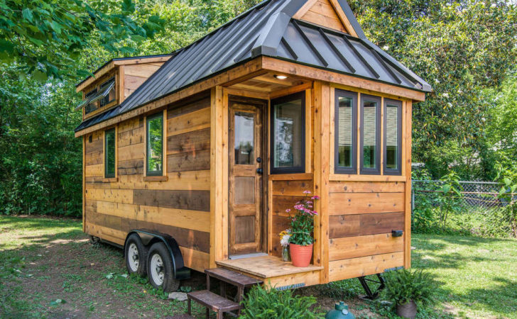 Cedar Mountain New Frontier Tiny Homes