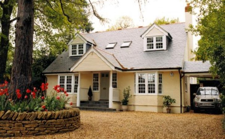 Chalet Style Bungalow House Plans