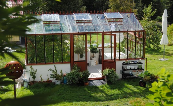 Cheap Easy Diy Greenhouse Designs Can Build Yourself