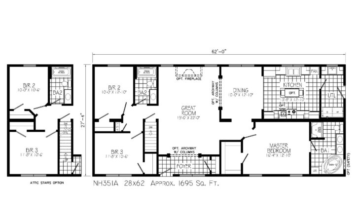 Cheap Ranch Style House Plans