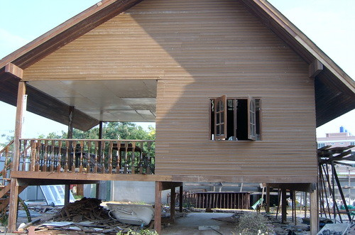 Cheap Thai House Build Teakdoor Thailand Forum