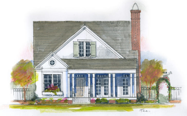 Cherry Hillplan Small House Plans Southern Living
