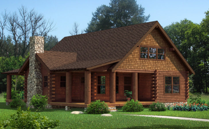 Chestnut Plans Information Southland Log Homes