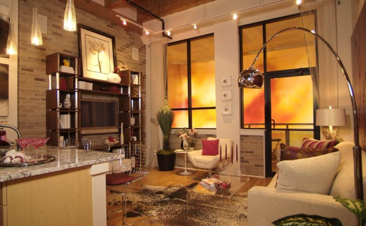 Chicago Lofts Loft Condo Design Stylish Super