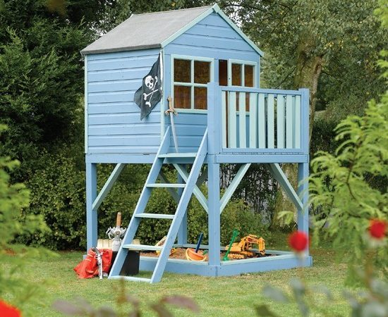 Children Playhouses Housetohome