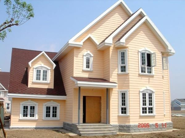 China Prefab Quick Build House Prefabricated Houses