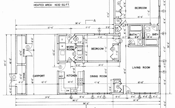 Christmas Vacation House Floor Plan