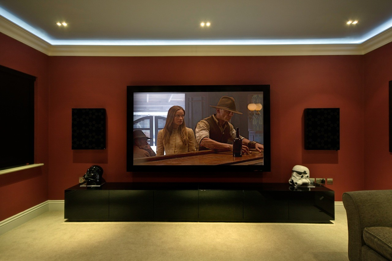 Cinema Rooms Home Installations Essex