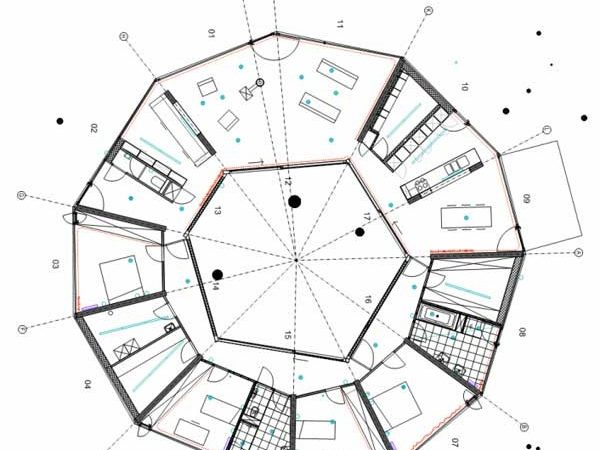 Circular Home Architecture Makes Most Views