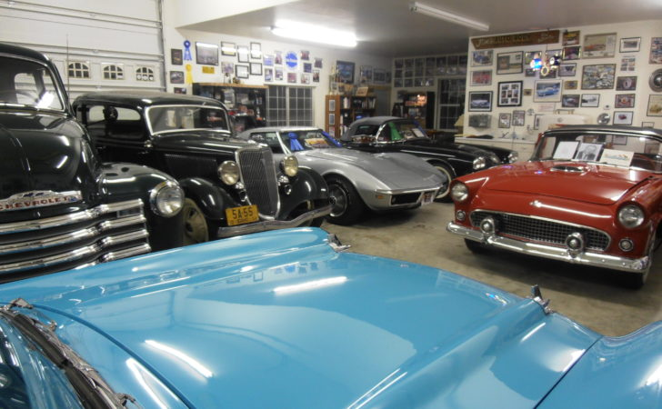 Classic Garage Llc Car Collection Upholstery