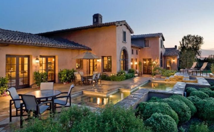 Classic Rustic Mediterranean Style Homes Interior Home