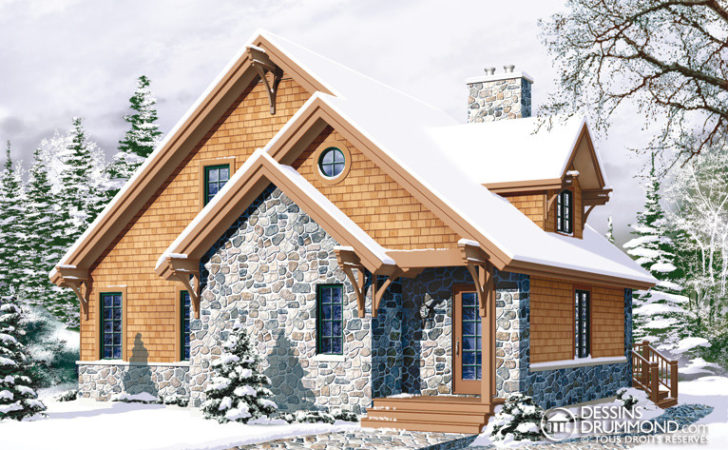 Classic Style Homes Country Chalet