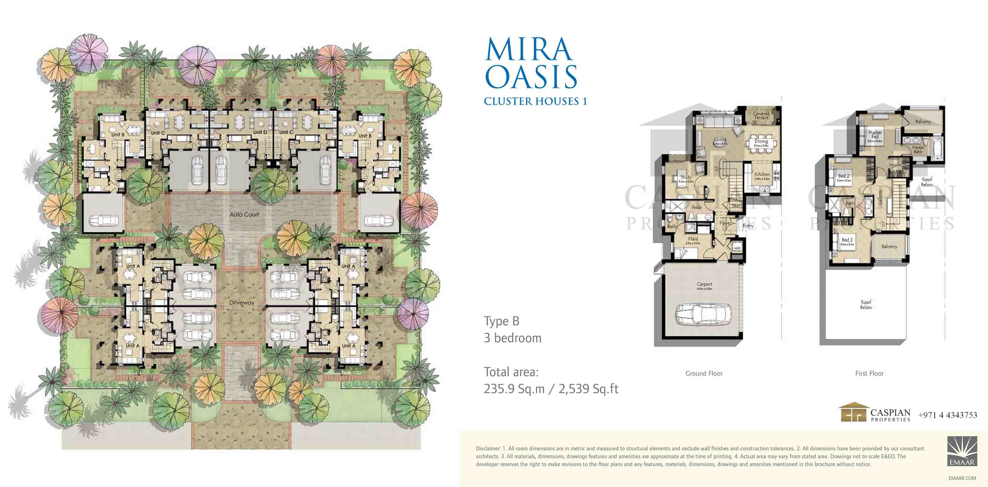 Cluster Housing Plans House Plan