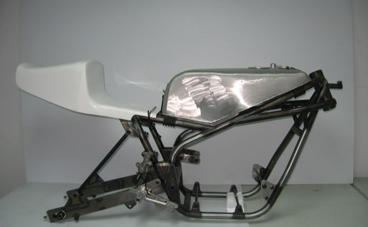 Cmr Racing Products Inc Unlimited Two Stroke Frame