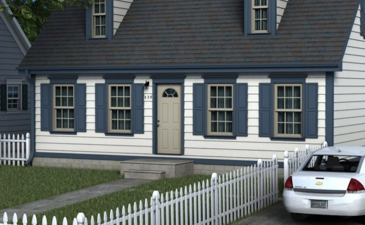 Collective Cape Cod Style Home Models