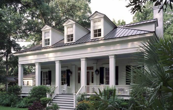 Colonial Home Inspiration Sources