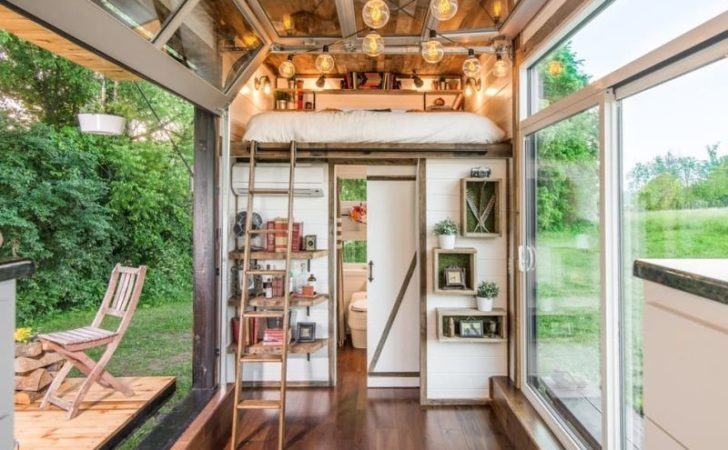 Comfort Luxury Tiny House Format